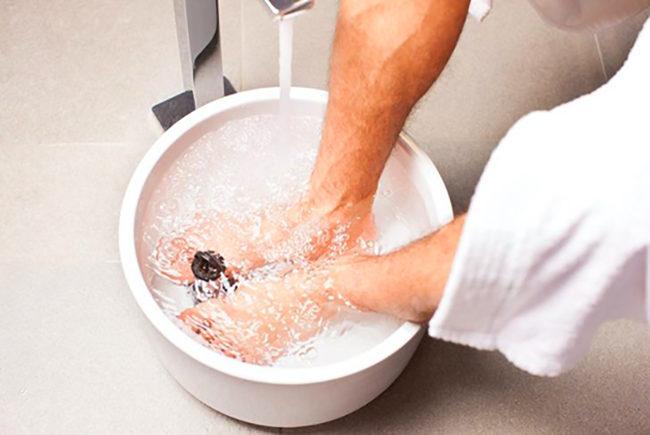 средство от потливости и запаха ног
