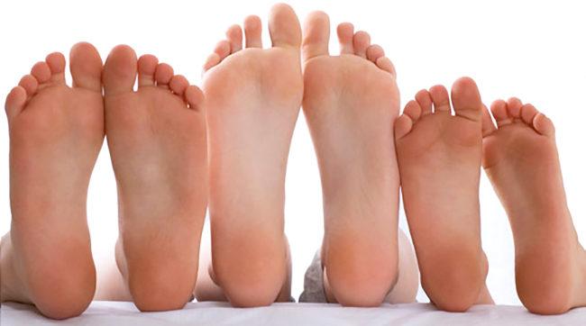 средство от запаха ног