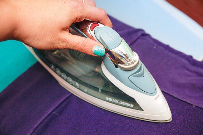 как удалить клей момент с одежды