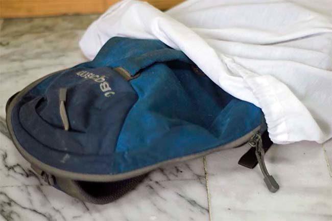 Простые правила, как постирать рюкзак в стиральной машине автомат. Никакой грязи и запаха…