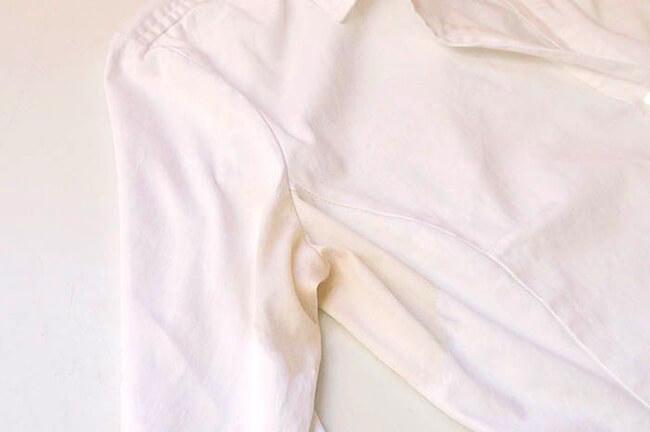 Как вывести желтые пятна с белой одежды: убираем желтые пятна раз и навсегда!