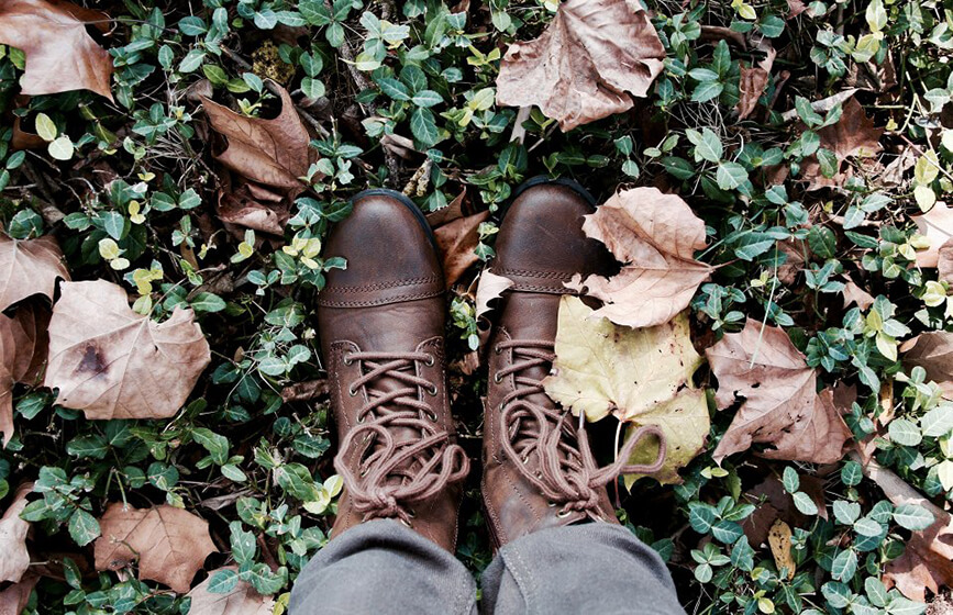Как правильно ухаживать за обувью осенью. Дождь и слякоть нипочем!