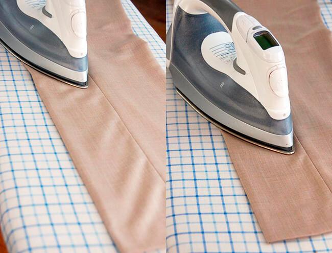 Как правильно гладить брюки со стрелками. Совет, который пригодится всем!