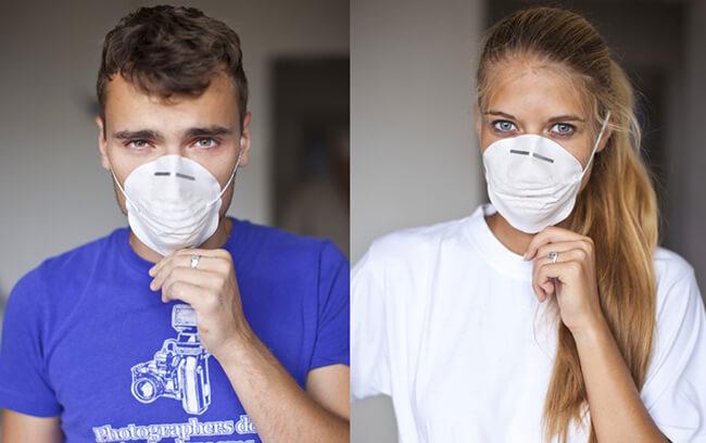 Разбираемся какие респираторы защитят от коронавируса. Выбираем фактор защиты.