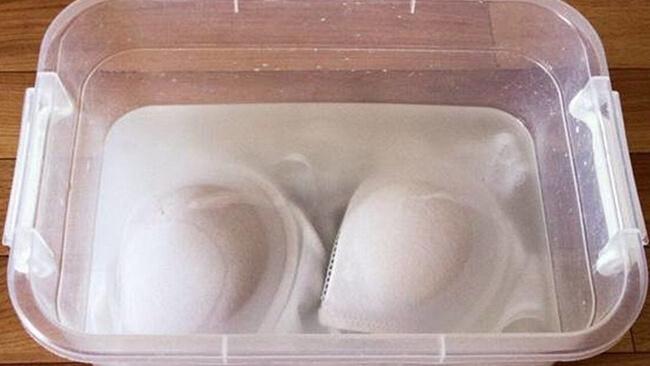 Как отбелить бюстгальтер в домашних условиях эффективно: Все серые вещи превращаю в белые